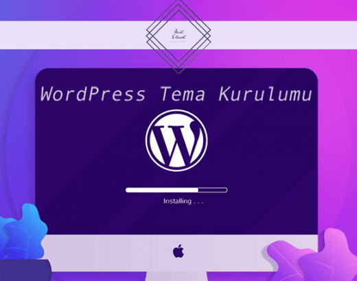wordpress tema kurulumu